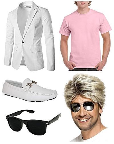 Create a Miami Vice Costume