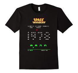 Space Invaders 1978 T-shirt