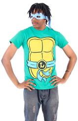Teenage Mutant Ninja Turtles Leonardo Shirt