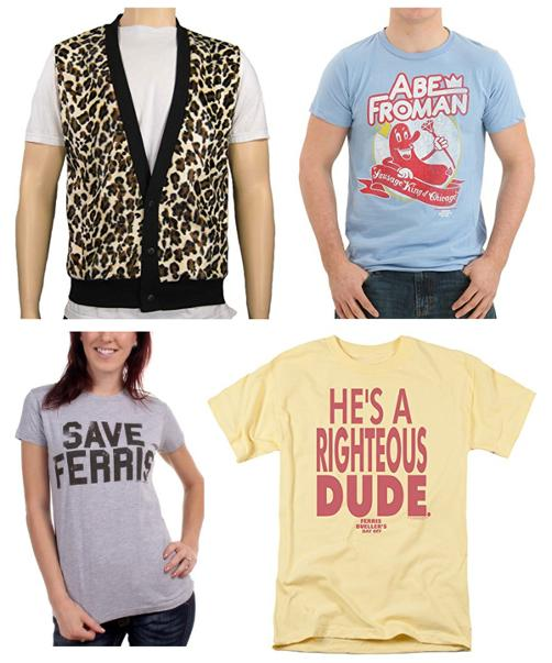 34d45aaf0fc Ferris Bueller s Day Off T-shirts