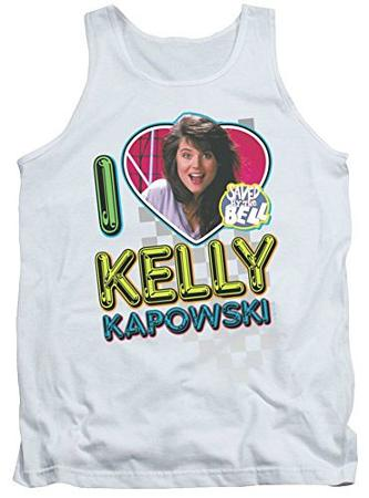 I Love Kelly Kapowski Shirt for Men