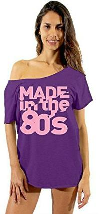 80S Tee SHIRTS FOR LADIES. For an 80s look 1e6f924fc