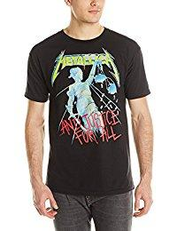 Metallica And Justice For All T-shirt for Men