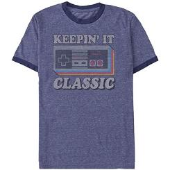 NES Controller T-shirt - Keepin' It Classic
