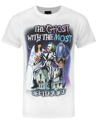 Beetlejuice The Ghost With The Most T-shirt